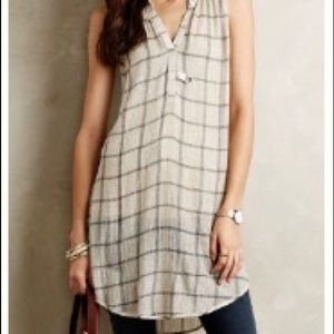 Anthropologie Baylor Tunic